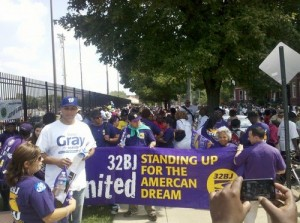 American Asset Protection® Strikes and labor dispute security services for business and corporations seeking security services during union strike with SEIU32J